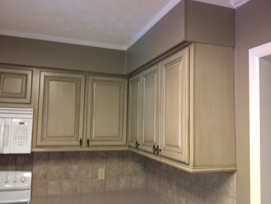 Specialty Cabinet Finishes Portfolio, Kitchen Cabinet Refinishing