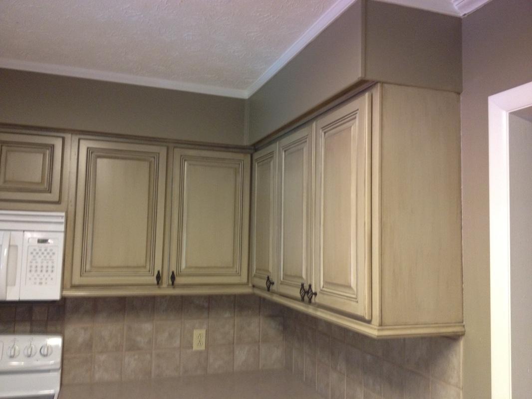 Refinish Oak Cabinets Interior Design Decor